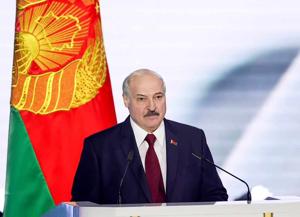 Aleksandr Łukaszenka