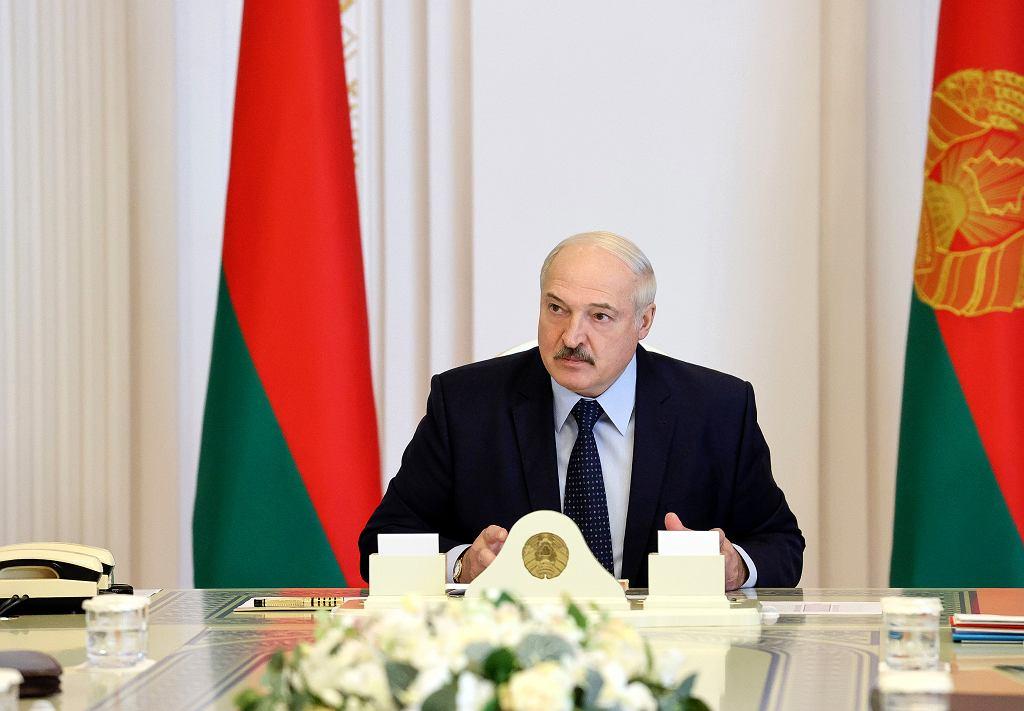 Alekdandr Łukaszenka