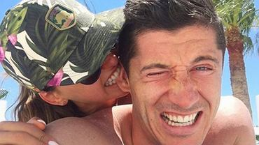Robert i Anna Lewandowscy