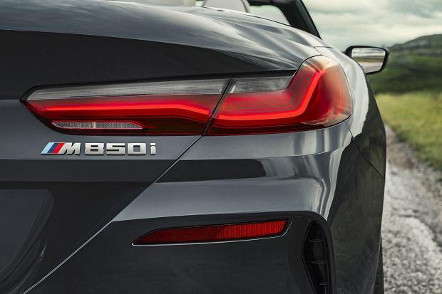 BMW serii 8 Cabrio