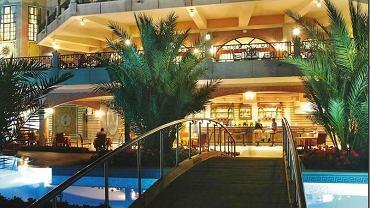 Hotel Papillon Zeugma, w którym zatrzymali się piłkarze Wisły