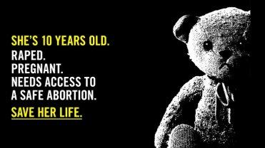 Amnesty International apeluje o pomoc zgwałconej 10-latce