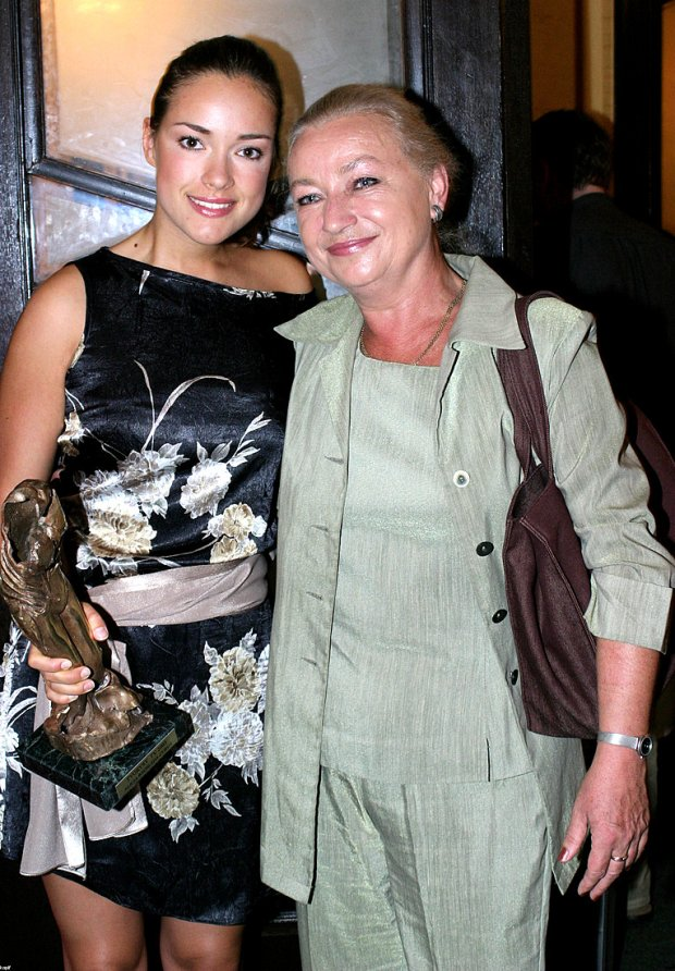Alicja Bachleda-Curuś, mama, Lidia Bachleda-Curuś, Tygrysy 2003