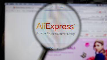 Alibaba, właściciel sklepu Aliexpress, znów odnotował rekordowe wpływy