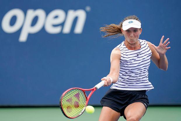 Przegrywała 1:6, 1:5, obroniła cztery meczbole i... wygrała! Niesamowity mecz w US Open