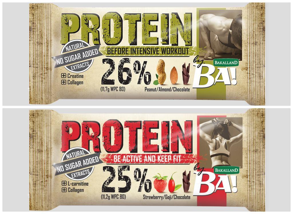 Protein by BA! - Naturalnie dla aktywnych
