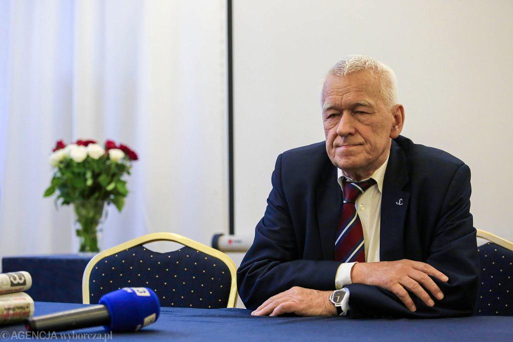 Kornel Morawiecki zapowiedział, że chce wystartować w wyborach do Parlamentu Europejskiego