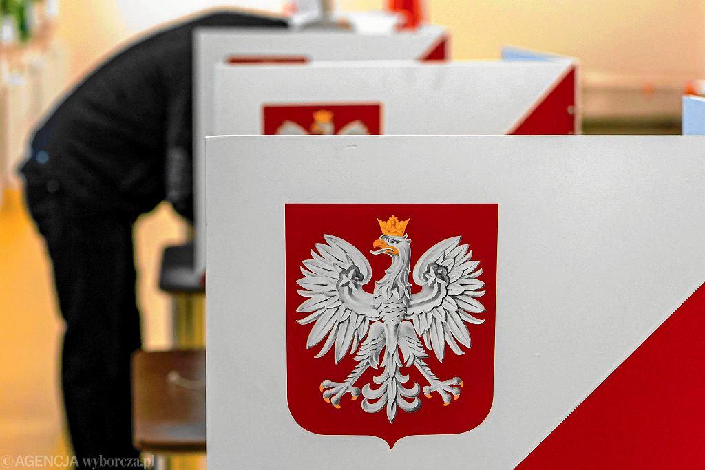 Wybory Parlamentarne 2019 (zdjęcie ilustracyjne, wykonane podczas wcześniejszych wyborów)