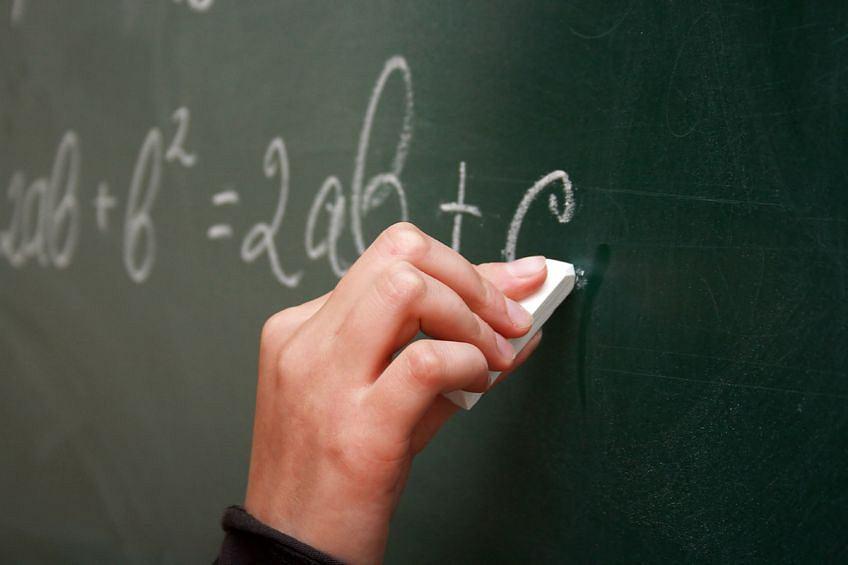 Zdjęcie numer 1 w galerii - Żeby nie skończyć jako ponury matematyk