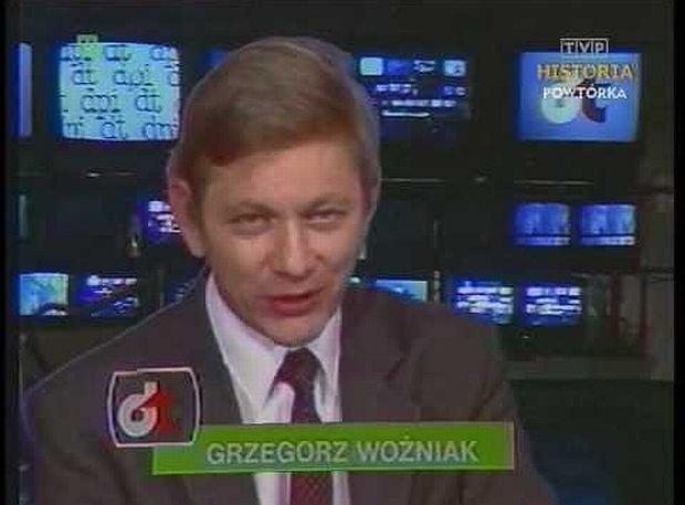 Grzegorz WoźniakGrzegorz Woźniak, Fot. Screen TVP