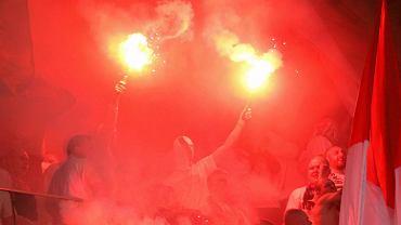 Finał Pucharu Polski Lech - Legia (0:1)