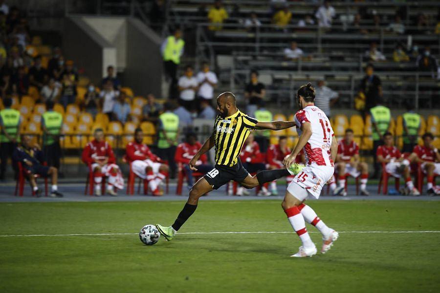 Kajrat Ałmaty - Crvena Zvezda Belgrad 2:1