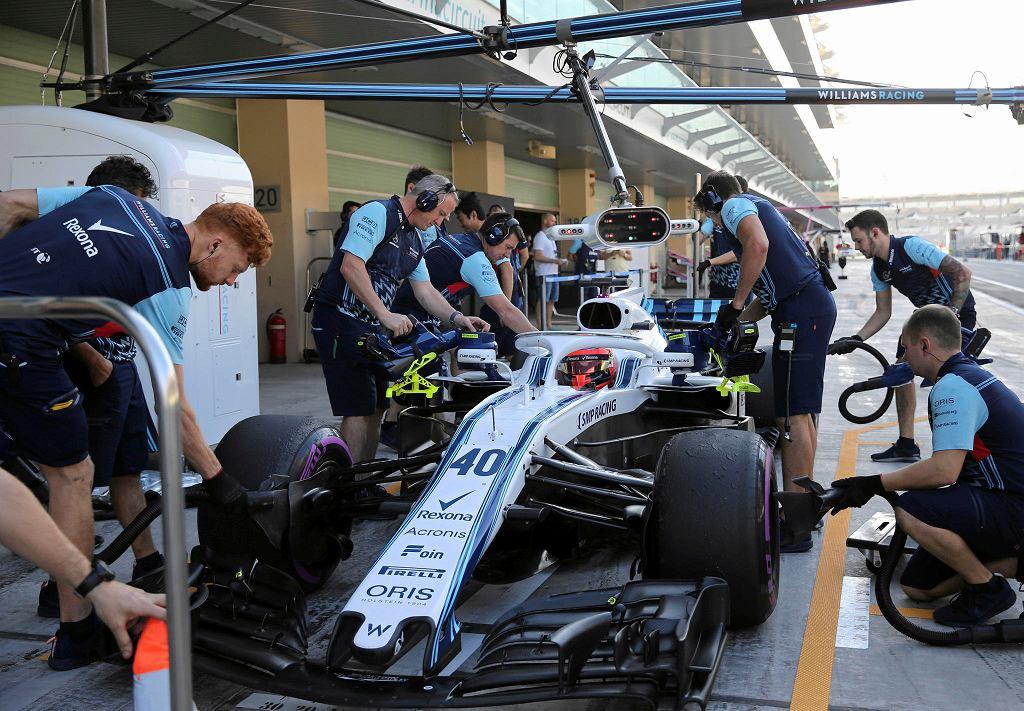 Zdjęcie numer 4 w galerii - Robert Kubica jest lepszym kierowcą od mistrzów F1. Jedyne takie badanie pokazuje umiejętności Polaka