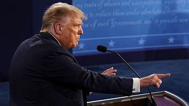 Wybory prezydenckie w USA 2020. Debata między Donaldem Trumpem i Joem Bidenem była jak pyskówka na internetowym forum