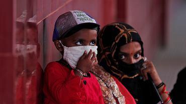 Pandemia koronawirusa. Indie, 28 września 2020