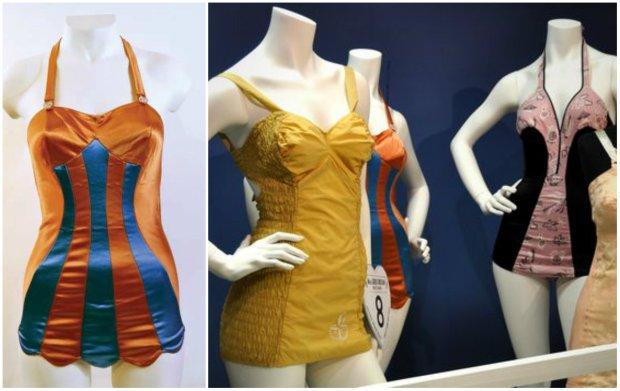 kostiumy z lat 50