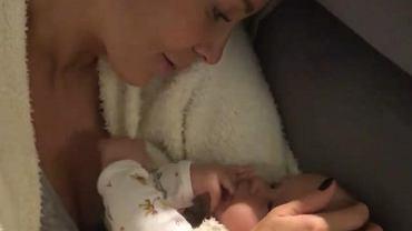 Małgorzata Rozenek chętnie dzieli się z fanami każdą chwilą ze swoim synkiem.