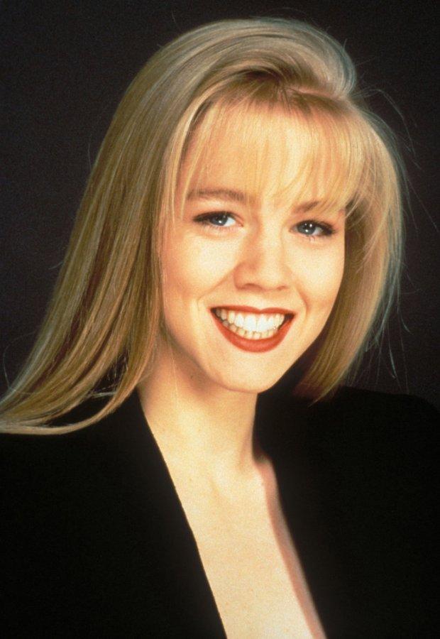Jennie Garth w 1990 roku