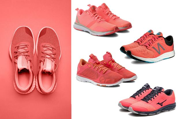 Buty sportowe Living Coral