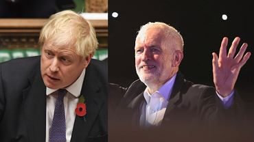 Boris Johnson i Jeremy Corbyn