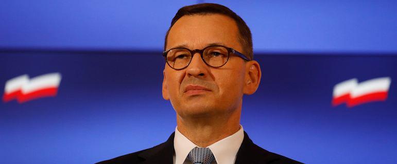 Morawiecki: Jeśli nie będzie spadku zakażeń, zamkniemy granice