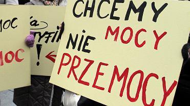 """""""Marsz Pand"""" - razem przeciwko przemocy"""
