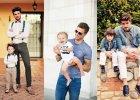 Bądź modnym tatą - stylizacje dla mężczyn na wiele okazji