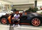 Kolejne Bugatti boksera   Floyd Mayweather znowu szaleje