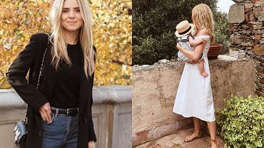 Kasia Tusk pokazała córkę. To wyjątkowo rzadki widok.Zdjęcie skomentowała nawet Kinga Rusin