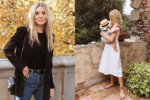 Kasia Tusk z córką