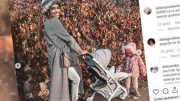 Wózek dla dziecka Ani Wendzikowskiej kosztuje niecałe 400 złotych