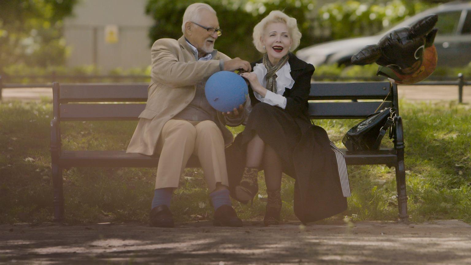 Kadr z filmu 'Lekcja miłości'