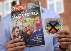 """Sąd podtrzymał decyzję o zakazie dystrybucji naklejki """"Gazety Polskiej"""". """"Nawiązanie do tradycji III Rzeszy"""""""
