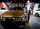 Mercedes znowu światowym liderem sprzedaży luksusowych aut