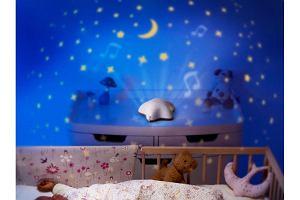 Oświetlenie: nocne lampki dla dzieci