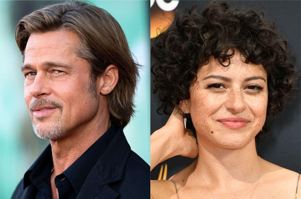 Alia Shawkat i Brad Pitt są parą?