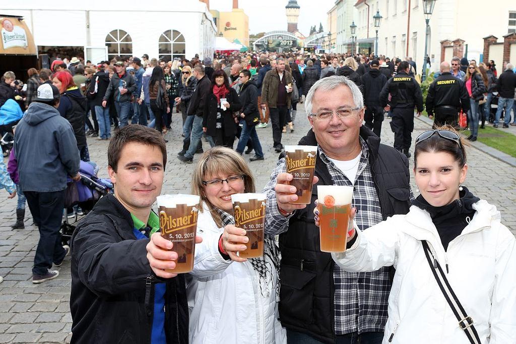Pilzno. Pilsner Fest 5 X 2013