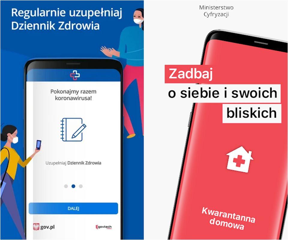 Aplikacja ProteGO Safe i Kwarantanna domowa