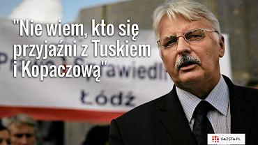 Witold Waszczykowski (PiS)