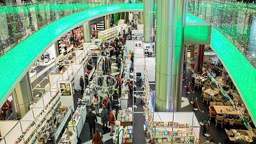 25.11.2017, Rzeszów, targi książki w centrum handlowym Millenium Hall.