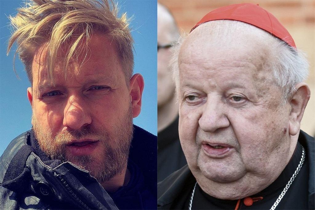 Bartek Jędrzejak, Stanisław Dziwisz