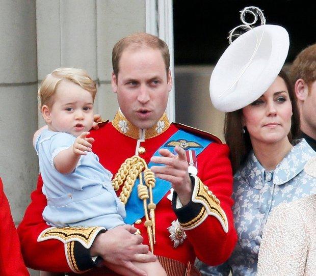 książę Jerzy, książę William