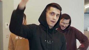 Bartosz Kapustka rapuje o swojej karierze