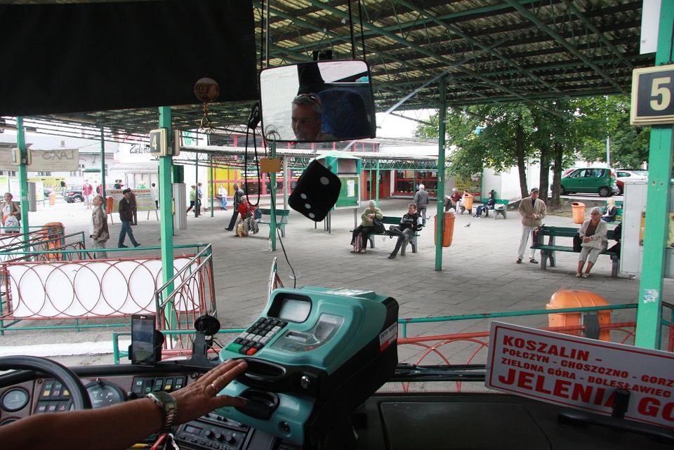 Autobus PKS. Zdjęcie ilustracyjne