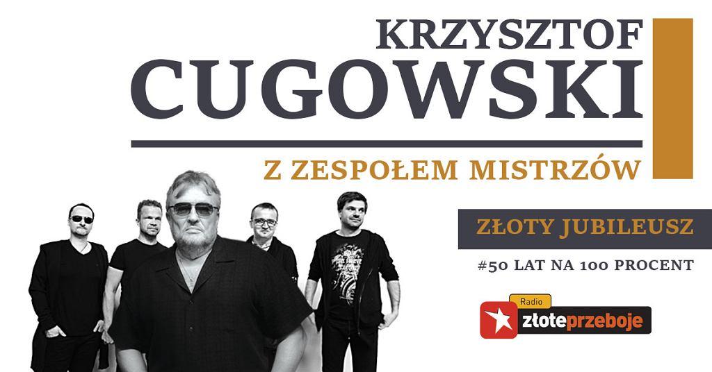 Krzysztof Cugowski - Jubileusz 50 lat na 100%