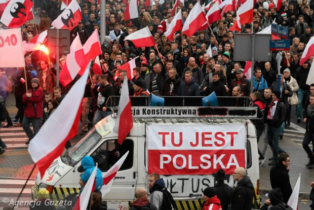 Marsz Niepodległości 2015
