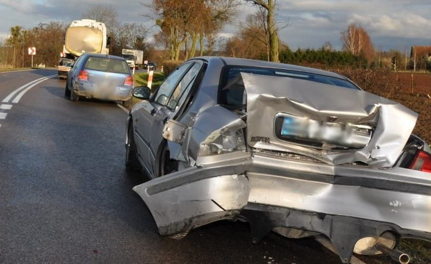 Wypadek w Samolubiou