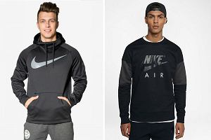 Bluzy Nike z wyprzedaży! Modele tańsze nawet o połowę