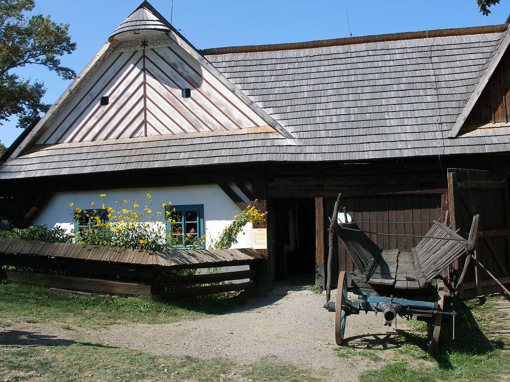 Skansen Wesoły Pagórek, Hlinsko