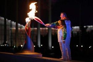 Soczi 2014. Czy znicz olimpijski zapaliła rasistka?